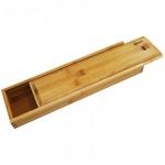 Пенал для кистей Малевичъ деревянный, из бамбука
