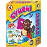 Игра настольная Русский Стиль Умные игры Буквы