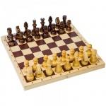 Игра настольная Орловские Шахматы Шахматы обиходные, деревянные с доской