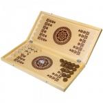 Игра настольная Орловские Шахматы Нарды малые, деревянные