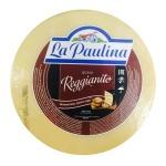 Сыр твердый La Paulina Reggianito 45%, 1кг