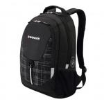 Рюкзак универсальный Wenger черно-серый, 3126200408