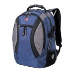 Рюкзак универсальный Wenger сине-черный, 1015315