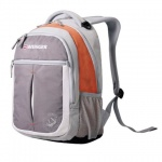 Рюкзак универсальный Wenger серо-оранжевый, 13854715