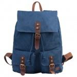 Рюкзак универсальный Brauberg сине-коричневый