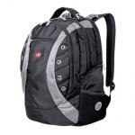 Рюкзак универсальный Wenger черно-серый, 1191215