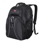 Рюкзак универсальный Wenger черно-серый, 12704215