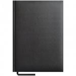 Ежедневник недатированный Office Space Ariane черный, А5, 160 листов, балакрон