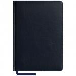 Ежедневник недатированный Office Space Caprice синий, А5, 160 листов, искусственная кожа