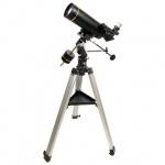 Телескоп Levenhuk Skyline PRO 80 MAK катадиоптрик, 2 окуляра, ручное управление, для начинающих