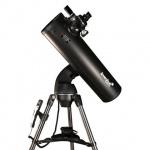 Телескоп Levenhuk SkyMatic 135 GTA рефлектор, 2 окуляра, автонаведение, для начинающих