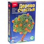 Плетение из бисера Lori Дерево счастья Апельсиновое дерево