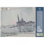 Папка для акварели и пастели Palazzo Соленый ветер Венеции A3, 200 г/м2, 20 листов, тонированная, 2