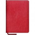 Ежедневник недатированный Office Space Sarif бордовый, А5, 160 листов, искусственная кожа
