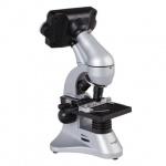 """Микроскоп Levenhuk D70L 40-1600 крат, 3 объектива, камера 2Мп, 3.6""""ЖК-монитор, цифровой, учебный"""