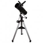 Телескоп Levenhuk Skyline 120x1000 EQ рефлектор, 2 окуляра, ручное управление, для начинающих