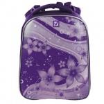 Ранец для девочек Brauberg Шик, фиолетовый
