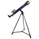 Телескоп Levenhuk Strike 50 NG рефрактор, 2 окуляра, ручное управление, для начинающих