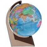 Глобус политический Глобусный Мир 21см, рельефный