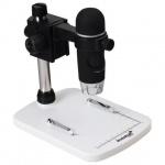 Микроскоп Levenhuk DTX 90 10-300 крат, камера 5Мп, USB, штатив, цифровой