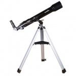 Телескоп Sky-Watcher BK 707AZ2 рефрактор, 2 окуляра, ручное управление, для начинающих