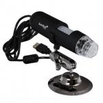 Микроскоп Levenhuk DTX 50 20-400 крат, камера 1.3Мп, USB, цифровой
