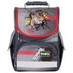 Ранец для мальчиков Tiger Family Динозавр, серый