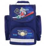 Ранец для мальчиков Tiger Family Мотоцикл, синий