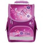 Ранец для девочек Tiger Family Бабочка, фиолетовый