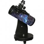 Телескоп Sky-Watcher Dob 76/300 Heritage рефлектор, 1 окуляр, ручное управление, для начинающих
