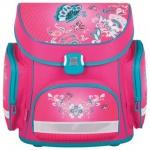Ранец для девочек Tiger Family Бабочка, розовый