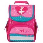 Ранец для девочек Tiger Family Балерина, розовый