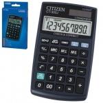 Калькулятор настольный Citizen CT-300J черный, 10 разрядов