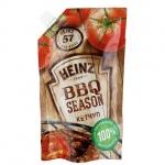 Кетчуп Heinz, 350г, пакет, BBQ Season