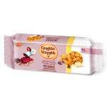 Печенье Рот Фронт Сладкие Истории с кусочками банана и молочного шоколада, 280г