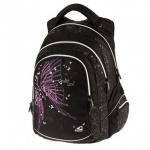 Рюкзак для девочек Walker Fun Wonderland, черный