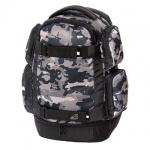 Рюкзак для мальчиков Walker Rocket Camo, серый