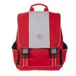Рюкзак для девочек Walker Safety красно-серый