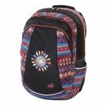 Рюкзак для девочек Walker Shape Indian Dreams, черный