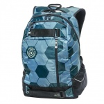 Рюкзак для мальчиков Walker Wingman Soccer Club, Petrol