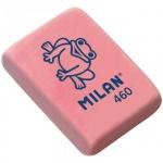 Ластик Milan 460 31х23х7мм, прямоугольный, синтетический каучук