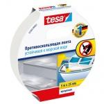 Лента противоскользящая Tesa прозрачная, 25мм х5м