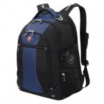 Рюкзак универсальный Wenger сине-черный, 3118302408