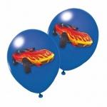 Воздушные шары Susy Card Racing, 6шт
