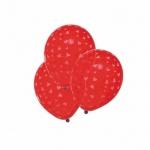 Воздушные шары Susy Card Сердечки, 6шт