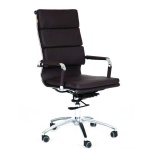 Кресло руководителя Chairman 750 иск. кожа, крестовина хром