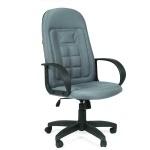 Кресло руководителя Chairman 727, крестовина пластик, серый 20-23