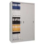Шкаф металлический для документов Nobilis NMT-1912 для документов, 1899x1216x460мм