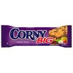 Батончик мюсли Corny Big, 50г, изюм/орех и шоколад