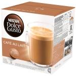 Кофе в капсулах Dolce Gusto Cafe au Lait 16шт